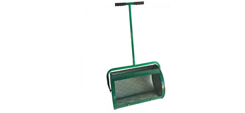 Landzie 600mm Compost & Peat Moss Spreader