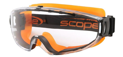 Velocity Xtreme Goggle Clear