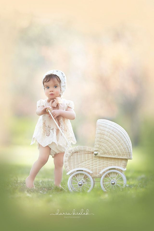 Ivy Heirloom Dress & Bloomer