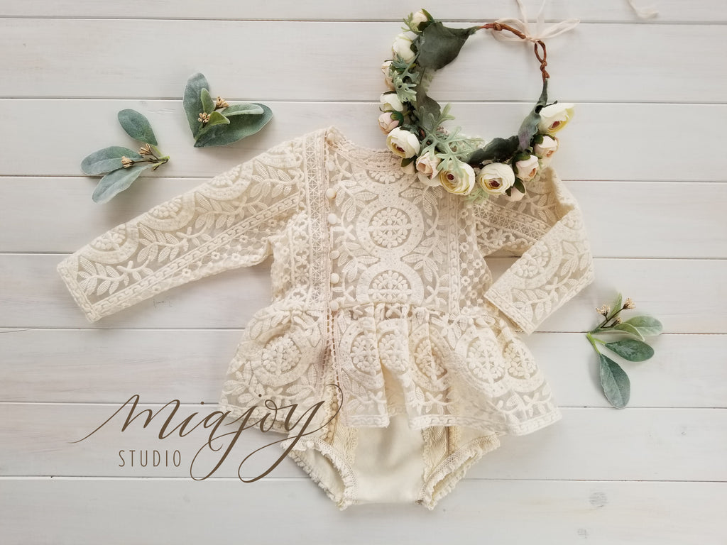 Rosemary Baby Outfit
