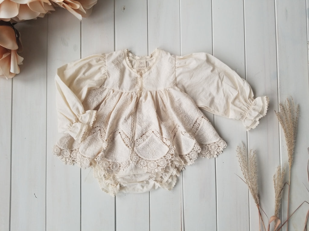 Annabelle Heirloom Baby Outfit