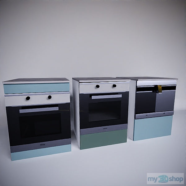 PYTHA V24 Base Appliance Cabinets