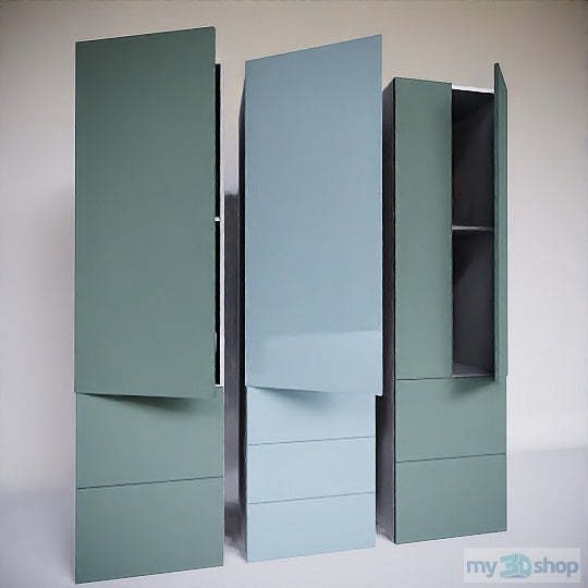 PYTHA V24 Tall Combination Cabinets