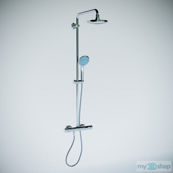 PYTHA V24 Grohe Shower Systems and Shower Bars
