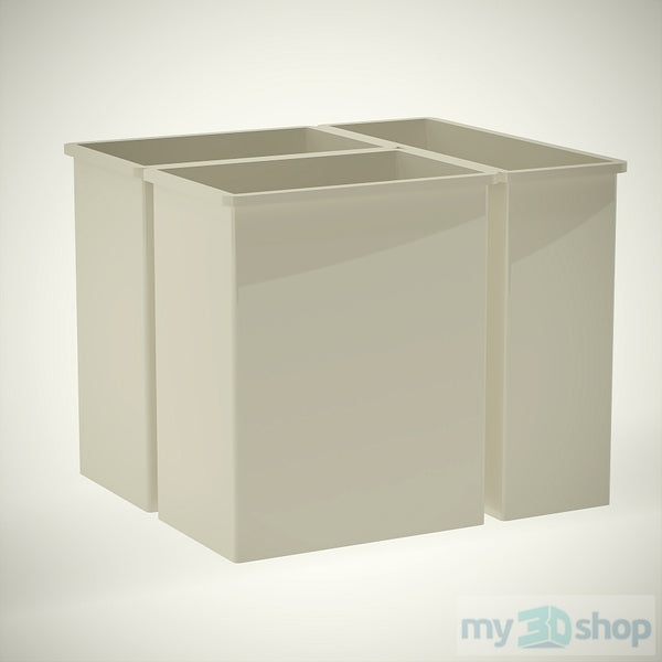 PYTHA V24 Internal Waste Bins