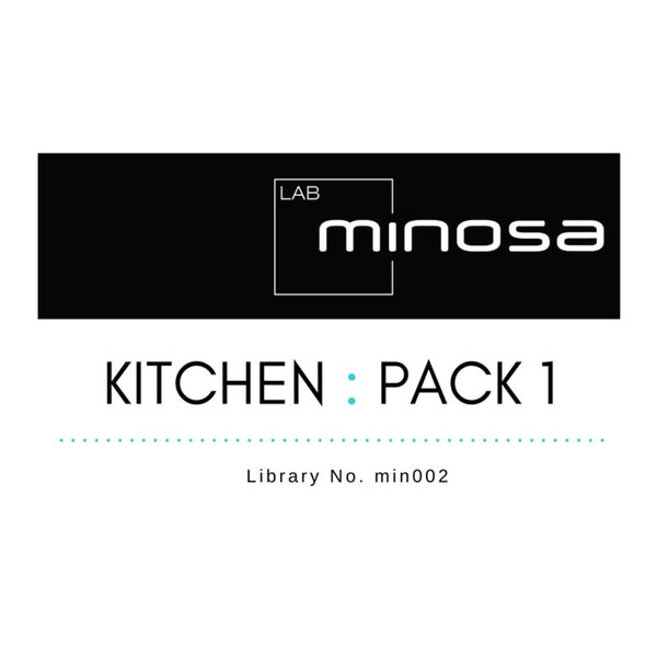 MinosaLAB: Kitchen : Pack 1