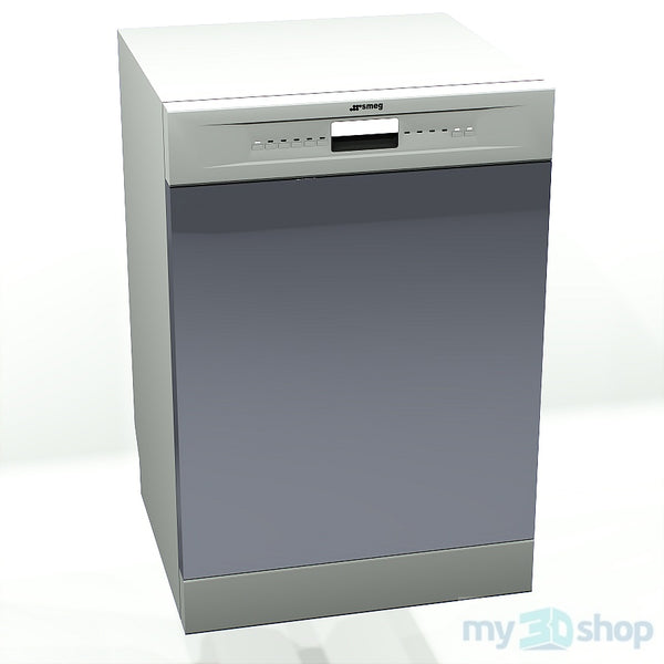 PYTHA V24 Smeg Semi-Integrated Dishwashers