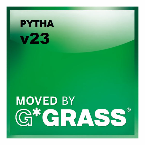 PYTHA Library Grass V23 Nova Pro Scala Drawer Runner Collection