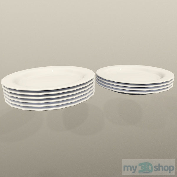 PYTHA V24 Set of Plates