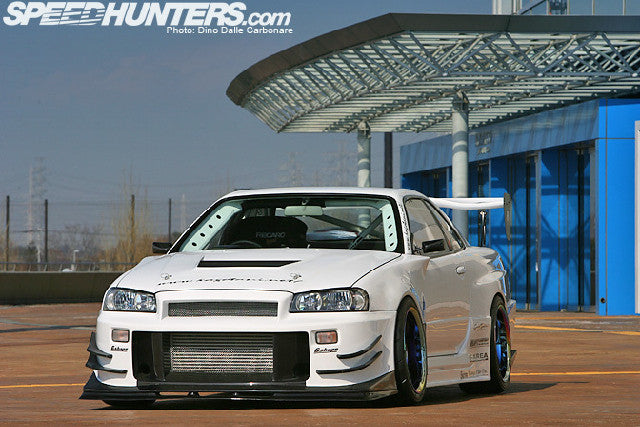 Car Feature>> Garage Kagotani R34 GT-R