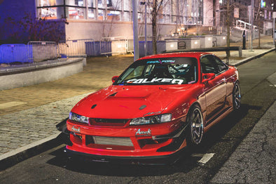 SuperStreet 1995 Nissan 240SX - Straight-Six Sensation