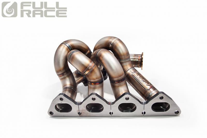 Full Race Mitsubishi Evo 4-9 4G63 Forward Facing Twin Scroll Tubular Equal Length Turbo Manifold