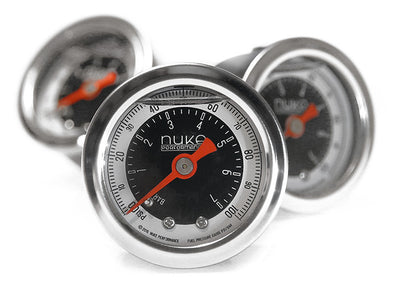 Nuke Performance Fuel Pressure Gauge