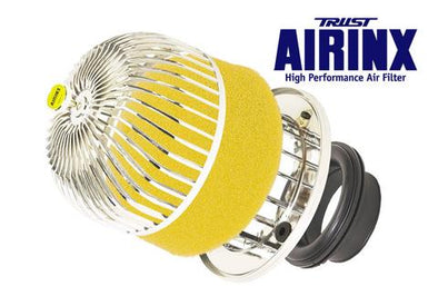 GReddy Airinx Air Filter AY-M (med) - Yellow