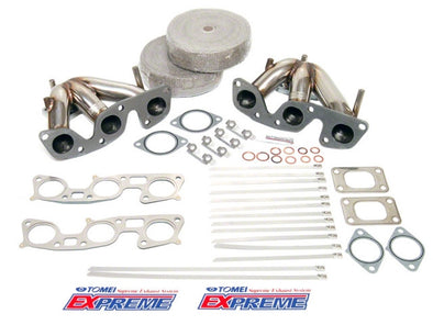 Tomei Expreme Exhaust Manifold Kit - Nissan RB26DETT