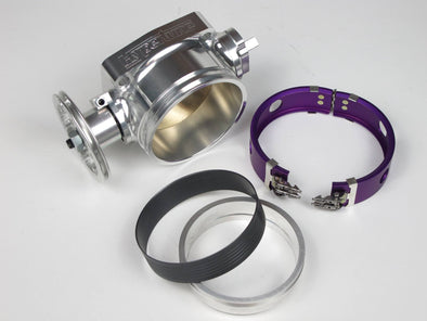 "Hypertune Adel Wiggins Clamp & 1 Flange Kit for 90mm (3.5"") -56AN Throttle & Intercoolers"