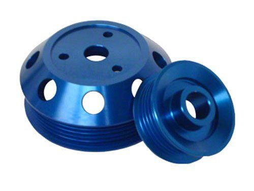 GReddy Lightweight Aluminum Pulley Kit 93-96 Mazda RX-7