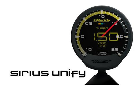 Greddy Sirius Unify - Vision and Meter Combo Sets