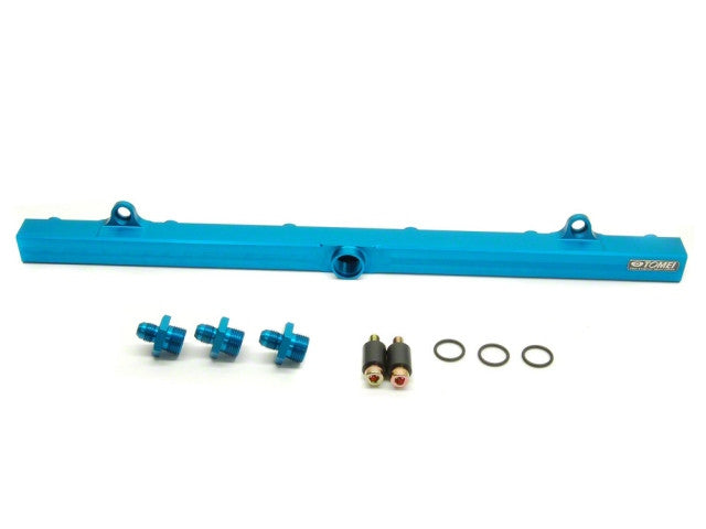 Tomei Fuel Rail Skyline RB20 / RB25 / RB26 DENSO 10 9mm Injector
