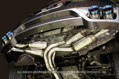 GReddy PE-R Power Extreme Exhaust 09-10 Nissan GTR R35