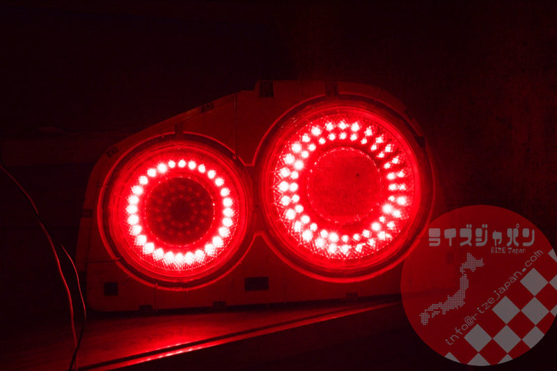 RIZE Japan R34 GTR Skyline LED Tail lights set