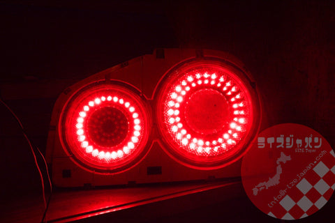 RIZE Japan R34 GTR Skyline LED Tail light set