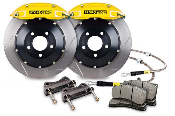 "Acura / Honda Integra StopTech Big Brake Kit 12.9"" - Yellow Front - 83.054.4300.81"