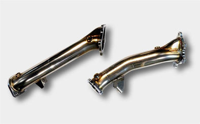 HKS Racing Extension GT-R R35 Catless Downpipes