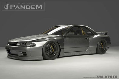 Pandem Wide-Body Aero Kit Nissan Skyline GTR R32 89-94