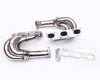 Agency Power Stainless Steel Race Headers Porsche 997.2 Carrera 09-11