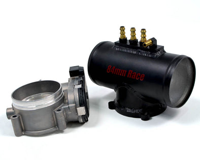 Agency Power 84mm Race Plenum and Throttle Body Porsche 997 Turbo 07-09