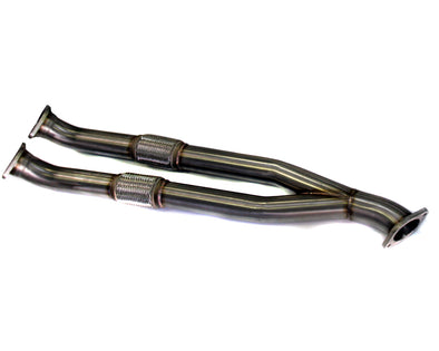 Agency Power Mid Y Pipe 90mm Nissan R35 GT-R 09-17