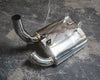 Agency Power Exhaust Mufflers Porsche 996 Carrera 99-04