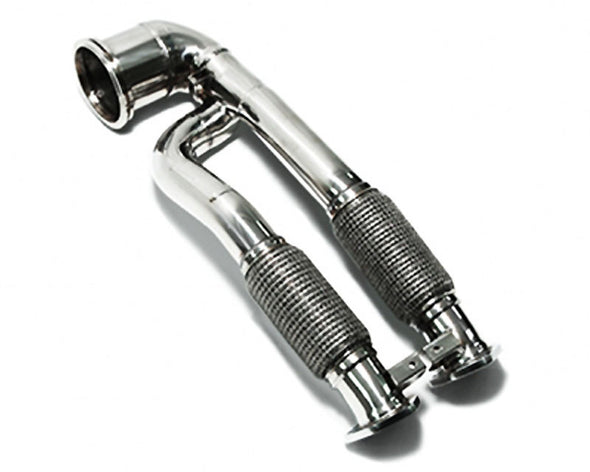 ARMYTRIX High-Flow Performance Race Downpipe Audi RS3 8V 2.5L Turbo Sportback 15-17