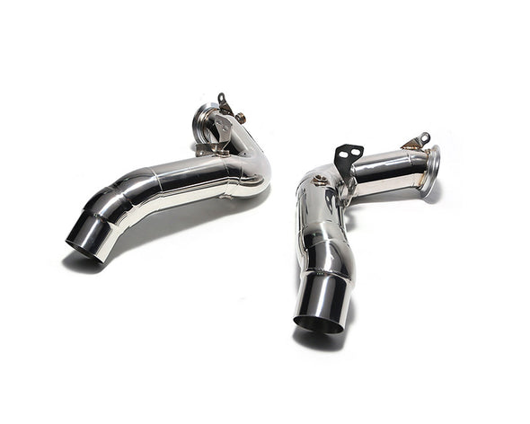 ARMYTRIX Ceramic Coated High-Flow Performance Race Downpipe BMW M5 | M6 F1x 12-17
