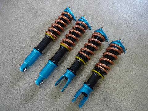 Ready Go Next Circuit Time Attack (CTA) DG-5 FD3S RX7 Suspension System