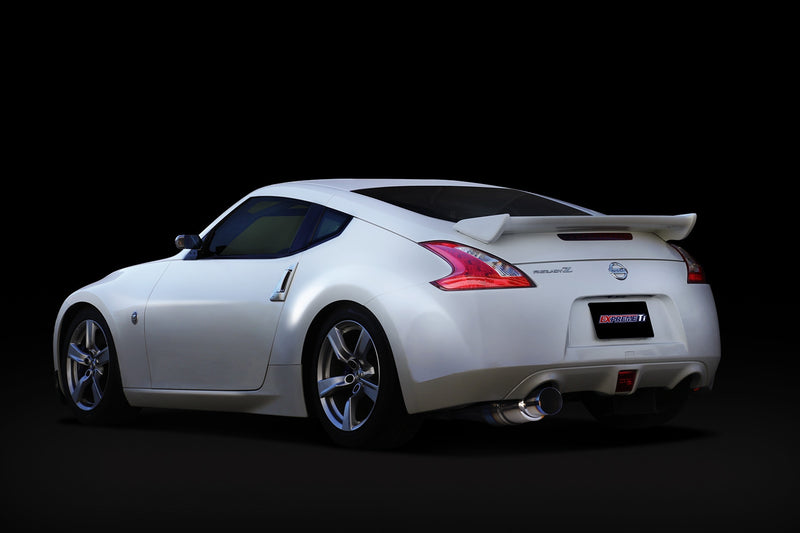 Tomei Expreme Ti Full Titanium Cat Back Exhaust Nissan Z34 370Z 2009-2015