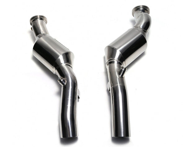 ARMYTRIX Sport Cat-Pipe with 200 CPSI Catalytic Converter Maserati Quattroporte GTS 13-17