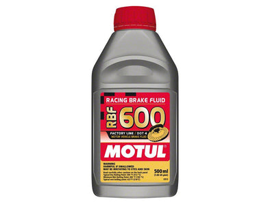 Motul RBF 600 Brake Fluid Bottle