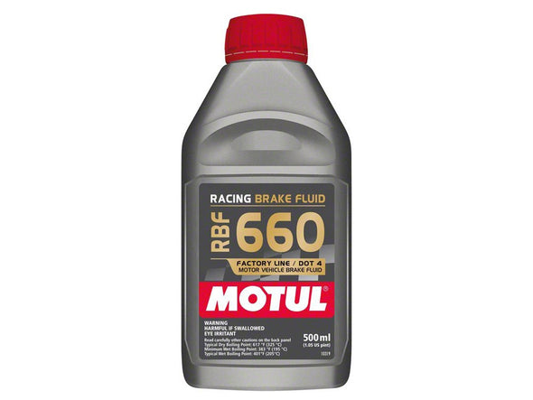 Motul RBF 660 Brake Fluid Bottle