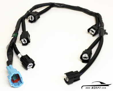 R33 Series 2 RB25DET Nissan Skyline Injector Harness