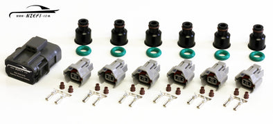 R35 GTR Injector to R32 / R33 / R34 GTR Conversion Kit