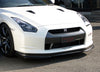 Mine's R35 GTR Carbon Front Splitter Type I