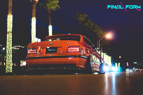 Rize Japan BMW E36 LED Tail Light Set