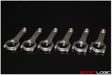 BOOST LOGIC SPEC CARRILLO H BEAM RODS FOR PORSCHE 991 911 TURBO