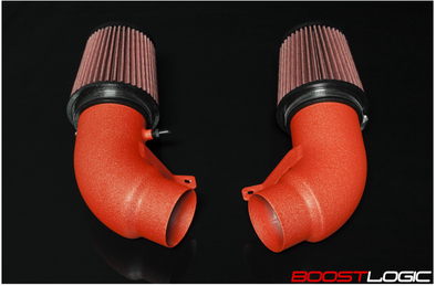 "BOOST LOGIC PORSCHE 991 TURBO 4"" INTAKES"