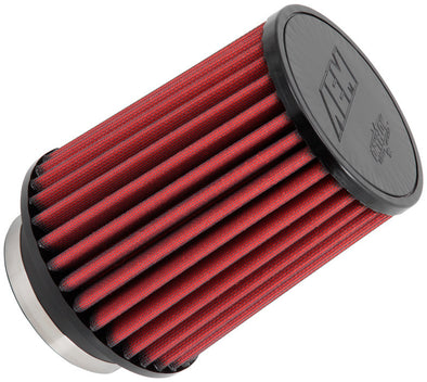 "AEM DryFlow Air Filter Intake Filter; 4"" X 7"" Turbo Filter 21-2058DK"