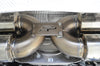 Agency Power Performance Racing Muffler Porsche 991 Turbo 14-17