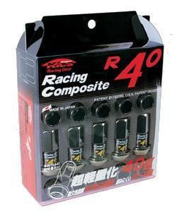Project Kics R40 Lug Nuts