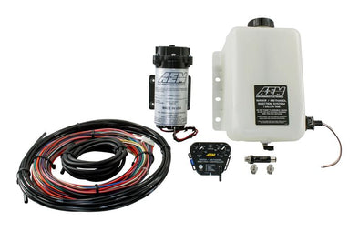 30-3300 - V2 Water/Methanol Injection Kit, Standard Controller - Internal MAP with 35psi max, 200psi WM Pump, 1 Gallon Reservoir, Conductive Fluid Level Sensor